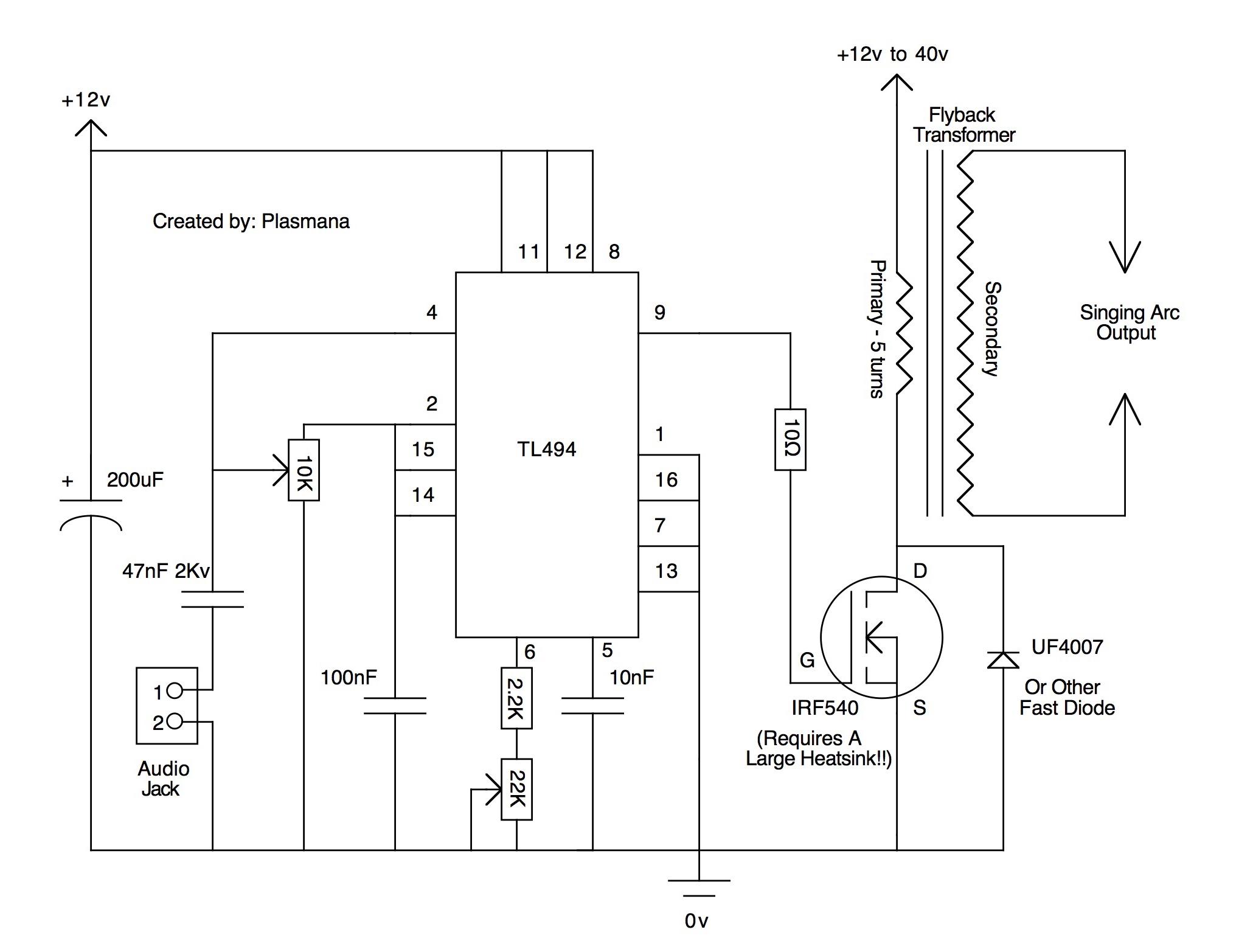 tl494 datasheet - Рабочие схемы для Вас.